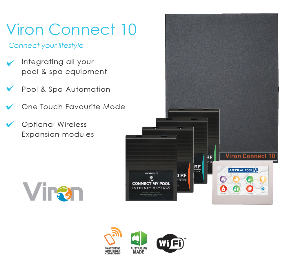 connect left pool & spa controllers pool rescue viron connect 10 wiring diagram at crackthecode.co